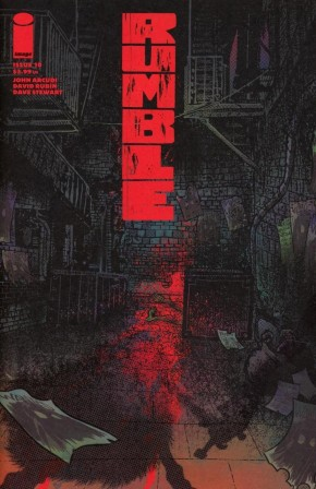 RUMBLE #10 (2017 SERIES)