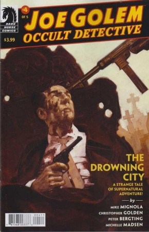 JOE GOLEM THE DROWNING CITY #4