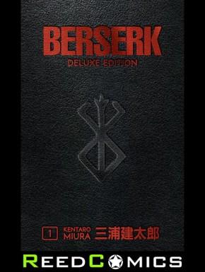 BERSERK DELUXE EDITION VOLUME 1 HARDCOVER