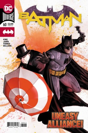 BATMAN #60 (2016 SERIES)