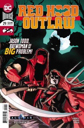 RED HOOD OUTLAW #29 (2016 SERIES)
