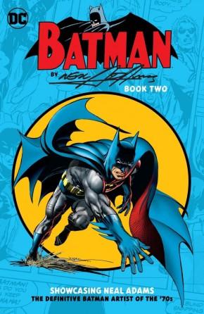 BATMAN BY NEAL ADAMS BOOK 2 GRAPHIC NOVEL