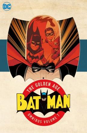 BATMAN THE GOLDEN AGE OMNIBUS VOLUME 7 HARDCOVER