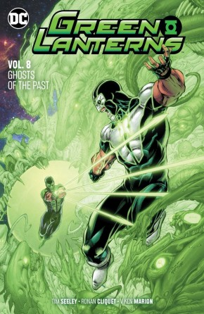 GREEN LANTERNS VOLUME 8 GHOSTS OF THE PAST GRAPHIC NOVEL