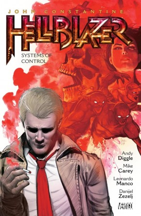 HELLBLAZER VOLUME 20 SYSTEMS OF CONTROL GRAPHIC NOVEL