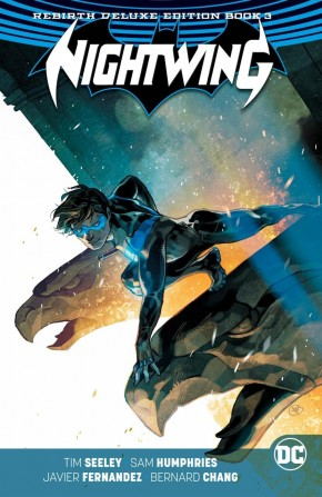 NIGHTWING REBIRTH DELUXE COLLECTION BOOK 3 HARDCOVER