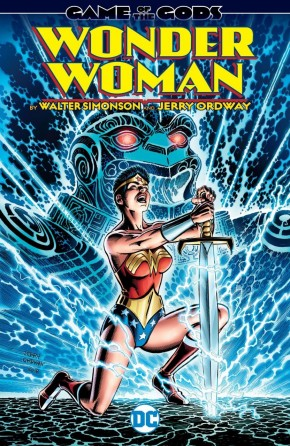 WONDER WOMAN BY WALTER SIMONSON AND JERRY ORDWAY GRAPHIC NOVEL