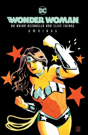 WONDER WOMAN BY AZZARELLO AND CHIANG OMNIBUS HARDCOVER