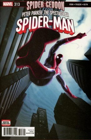 PETER PARKER SPECTACULAR SPIDER-MAN #313 (2017 SERIES)