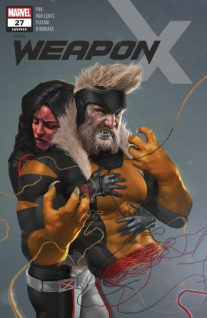 WEAPON X #27 (2017 SERIES)