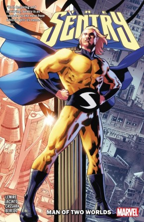 SENTRY VOLUME 1 MAN OF TWO WORLDS GRAPHIC NOVEL