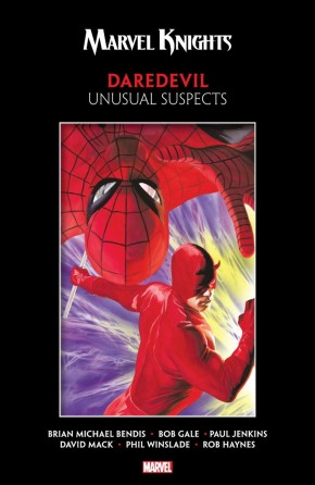 MARVEL KNIGHTS DAREDEVIL UNUSUAL SUSPECTS GRAPHIC NOVEL