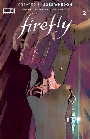FIREFLY #2 (2018 SERIES) 3RD PRINTING