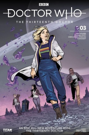 DOCTOR WHO 13TH DOCTOR #3