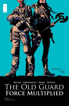 OLD GUARD FORCE MULTIPLIED #1
