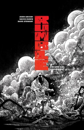 RUMBLE VOLUME 6 LAST KNIGHT GRAPHIC NOVEL