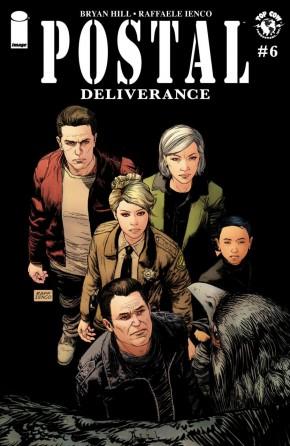 POSTAL DELIVERANCE #6