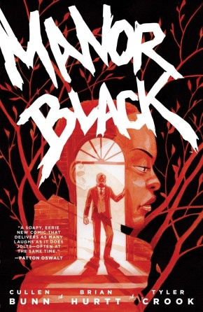 MANOR BLACK GRAPHIC NOVEL
