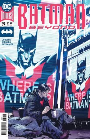 BATMAN BEYOND #39 (2016 SERIES)