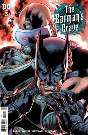 BATMANS GRAVE #3