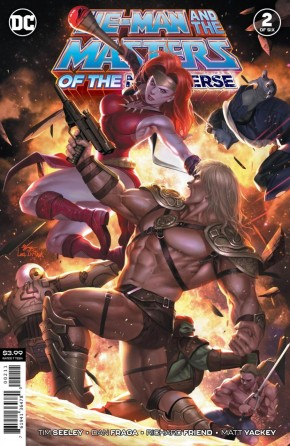 HE MAN AND THE MASTERS OF THE MULTIVERSE #2 (2019 SERIES)