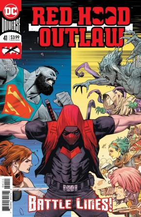 RED HOOD OUTLAW #41 (2016 SERIES)