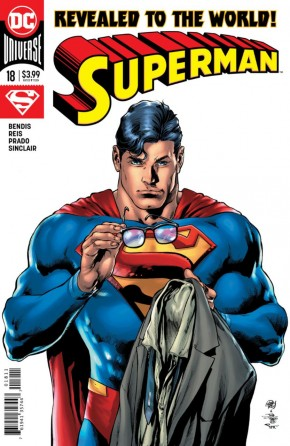 SUPERMAN #18 (2018 SERIES)