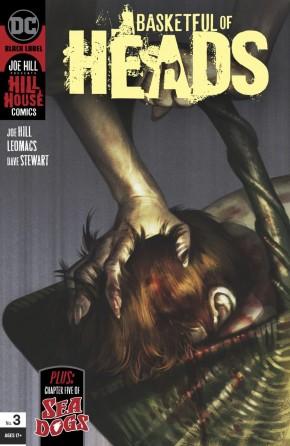BASKETFUL OF HEADS #3