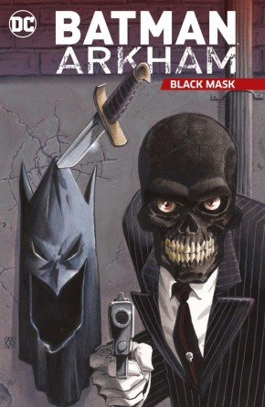 BATMAN ARKHAM BLACK MASK GRAPHIC NOVEL
