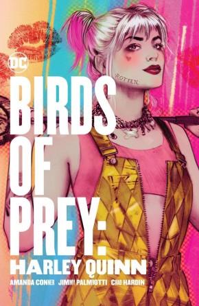 BIRDS OF PREY HARLEY QUINN GRAPHIC NOVEL