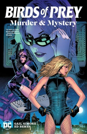 BIRDS OF PREY MURDER AND MYSTERY GRAPHIC NOVEL