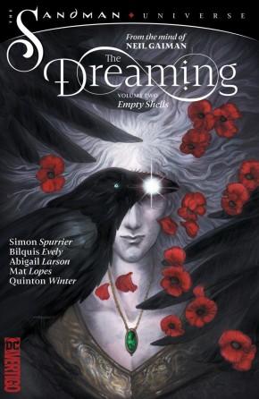 DREAMING VOLUME 2 EMPTY SHELLS GRAPHIC NOVEL