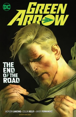 GREEN ARROW VOLUME 8 THE END OF THE ROAD GRAPHIC NOVEL