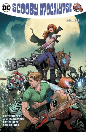 SCOOBY APOCALYPSE VOLUME 6 GRAPHIC NOVEL
