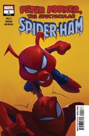 SPIDER-HAM #1 (2019 SERIES)
