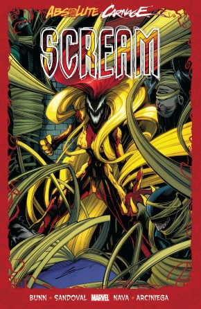 ABSOLUTE CARNAGE SCREAM GRAPHIC NOVEL