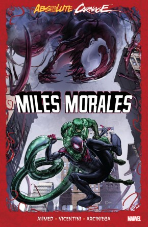 ABSOLUTE CARNAGE MILES MORALES GRAPHIC NOVEL