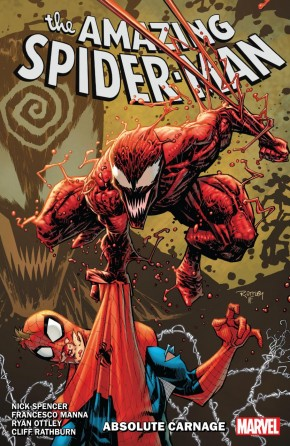 AMAZING SPIDER-MAN BY NICK SPENCER VOLUME 6 ABSOLUTE CARNAGE GRAPHIC NOVEL