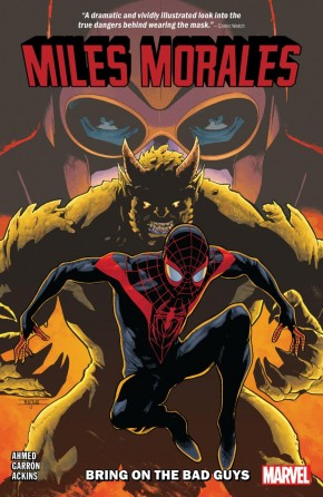MILES MORALES VOLUME 2 BRING ON THE BAD GUYS GRAPHIC NOVEL