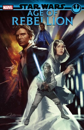 STAR WARS AGE OF REBELLION HARDCOVER