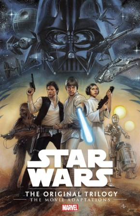 STAR WARS ORIGINAL TRILOGY MOVIE ADAPTATIONS GRAPHIC NOVEL