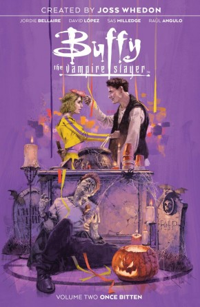 BUFFY THE VAMPIRE SLAYER VOLUME 2 GRAPHIC NOVEL