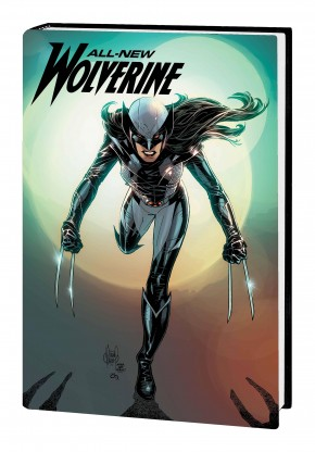 ALL NEW WOLVERINE BY TOM TAYLOR OMNIBUS KUBERT DM VARIANT HARDCOVER