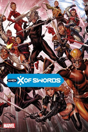 X OF SWORDS BROOKS DM VARIANT HARDCOVER