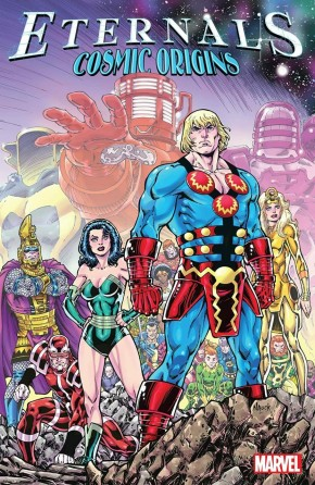 ETERNALS COSMIC ORIGINS GRAPHIC NOVEL