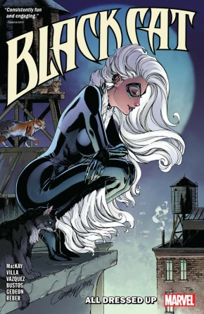 BLACK CAT VOLUME 3 ALL DRESSED UP GRAPHIC NOVEL