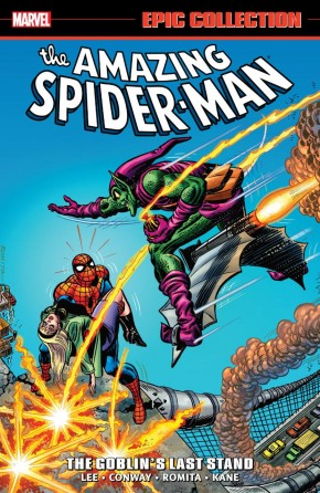 AMAZING SPIDER-MAN EPIC COLLECTION THE GOBLINS LAST STAND GRAPHIC NOVEL
