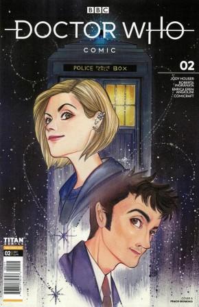 DOCTOR WHO COMICS #2 (2020 SERIES)