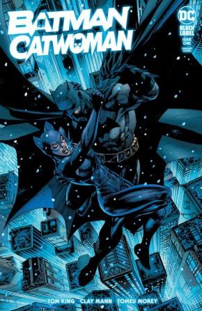 BATMAN CATWOMAN #1 (2020 SERIES) JIM LEE VARIANT