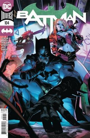 BATMAN #104 (2016 SERIES)